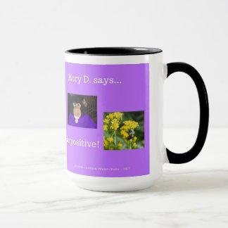 Rory D Schimpanse-Sammlungs-Tasse Tasse
