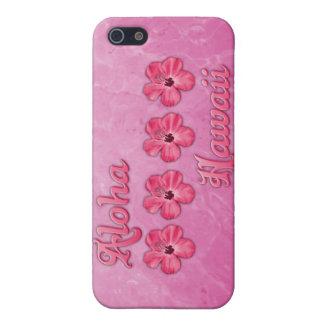 Rosa Aloha Hawaii iPhone 5 Case