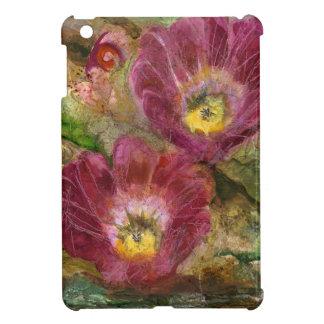 Rosa Arizona-Wüsten-Blumen iPad Mini Hülle