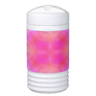 Rosa Aufflackern Igloo Getränke Kühlhalter