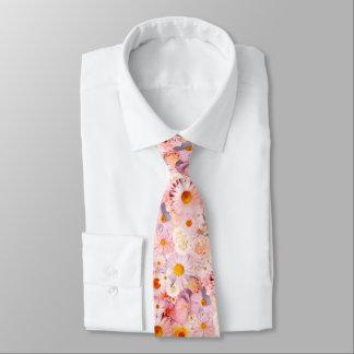 Rosa Bedruckte Krawatten