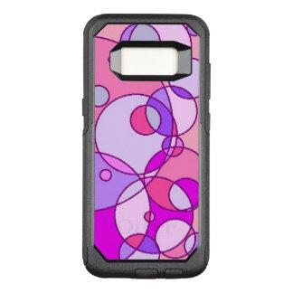 Rosa Blase Otterbox für Samsung - alle Arten OtterBox Commuter Samsung Galaxy S8 Hülle