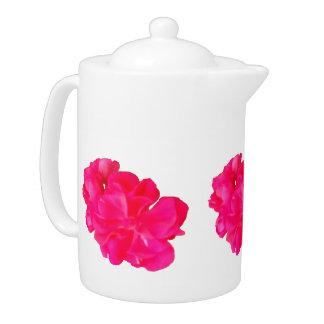 Rosa Blumen-Muster