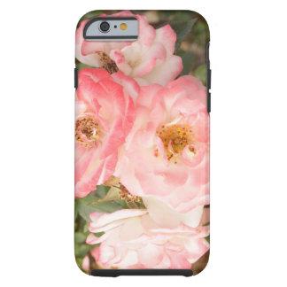 Rosa Blumen-Rose iPhone 6 Telefon-Kasten Tough iPhone 6 Hülle
