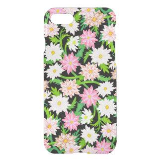 Rosa Blumengarten-Blumen iPhone 7 Fall iPhone 8/7 Hülle