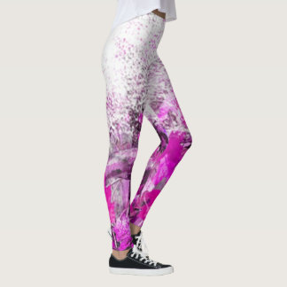Rosa Camoflauge Leggings