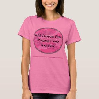 Rosa Camouflage Camoflauge T-Shirt