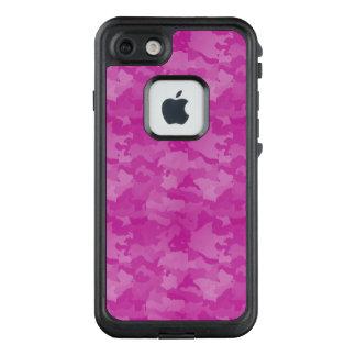 Rosa Camouflage LifeProof FRÄ' iPhone 7 Hülle