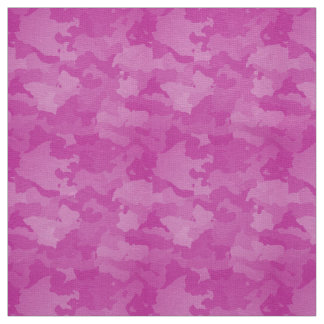 Rosa Camouflage Stoff
