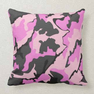 """Rosa Camouflage, Throw-Kissen 20"""" x 20"""" Kissen"""
