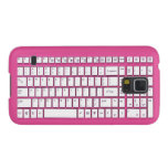 Rosa Computertastatur Samsung S5 Hüllen