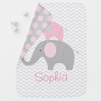 Rosa Elefant Puckdecke