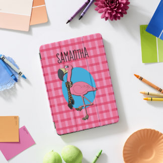 "Rosa extravaganter Flamingo-Apple 10,5"" iPad Pro iPad Pro Cover"