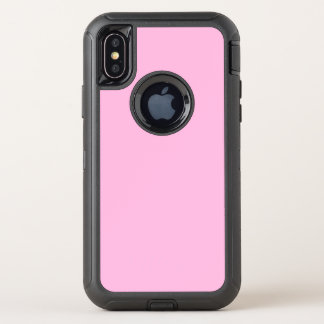 Rosa Farbe OtterBox Defender iPhone X Hülle