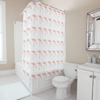 Rosa FlamingoDuschvorhang Duschvorhang
