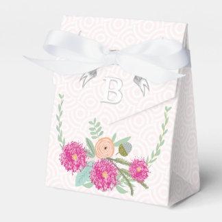 Rosa Gastgeschenk Hochzeits-Kasten Ihre Geschenkschachtel