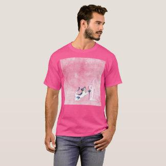 Rosa Gato T-Shirt
