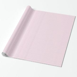 Rosa gestreiftes Packpapier