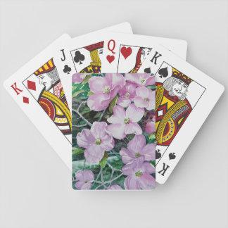 Rosa Hartriegel 1 Spielkarten