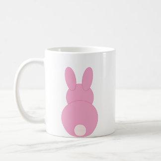 Rosa Häschen Kaffeetasse