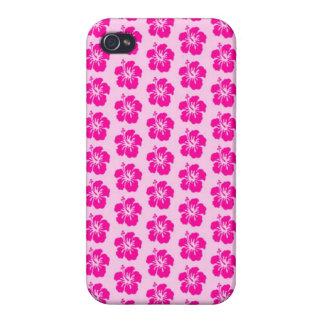 Rosa hawaiische iPhone 4 glatter Endfall iPhone 4/4S Hülle