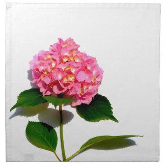 Rosa Hydrangea Serviette