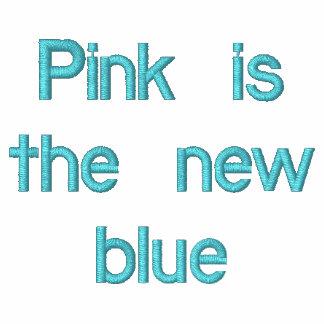 Rosa ist das neue Blau