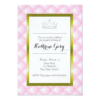 Rosa Kissen-Bonbon 16 oder Karte
