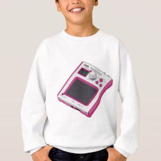 Rosa Korg Kaosillator synthesizer Sweatshirt