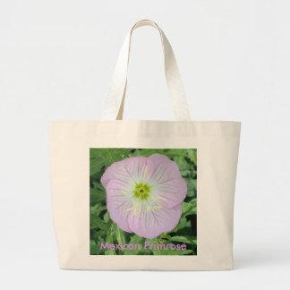 Rosa Lavendel-mexikanische Jumbo Stoffbeutel