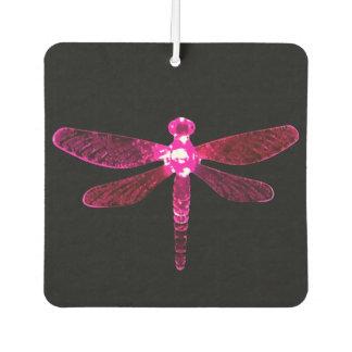 Rosa Libellen-Auto-Lufterfrischer Lufterfrischer
