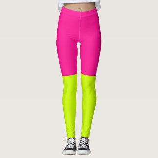 rosa Limonaden Leggings