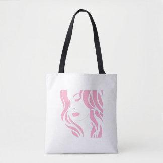Rosa Mädchen Tasche