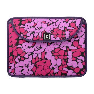 rosa Muster MacBook Pro Sleeve