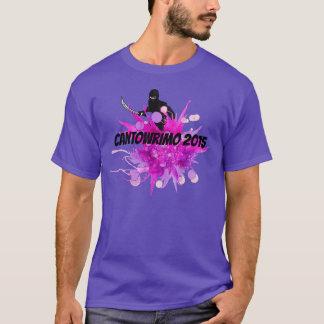Rosa Ninja 2015 T-Stück T-Shirt