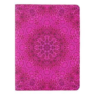 Rosa Notizbücher des Blumen-    Muster-MOLESKINE®