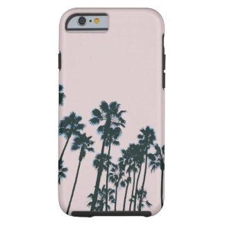 Rosa Palmen Tough iPhone 6 Hülle
