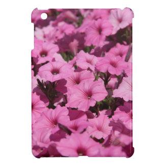 rosa Pansy iPad Mini Hülle
