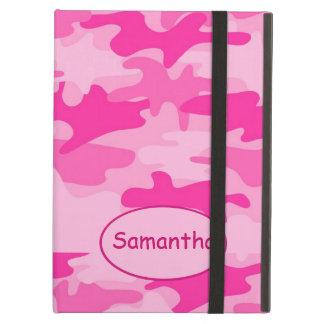Rosa pinkfarbener Camouflage-Tarnungs-Name