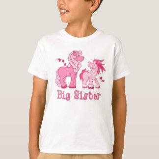 Rosa Ponys große Schwester T-Shirt