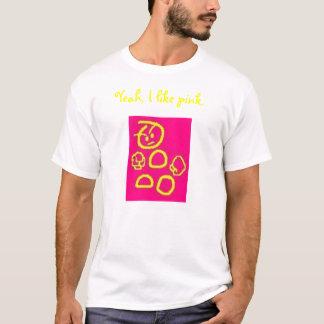 Rosa Punk T-Shirt