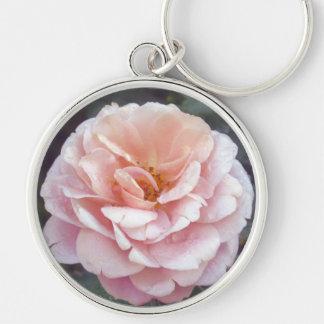 Rosa Rose Keychain Schlüsselanhänger