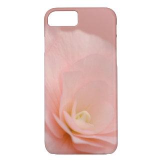 Rosa Rose mit Blumen iPhone 8/7 Hülle
