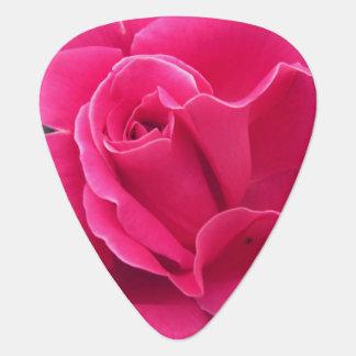 Rosa Rosen-Blumenblätter Plektrum