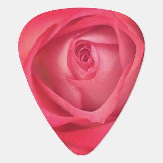 Rosa Rosen-Plektrum Pick