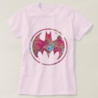 Rosa Rosen-Schläger-Signal T-Shirt