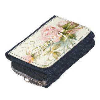 Rosa Rosen-Vintager Blumenstrauß