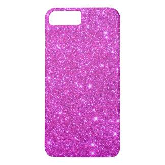 Rosa Schein Glittery iPhone 7 Hüllen funkelnd