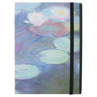 Rosa schöne Kunst Wasser-Lilien-Claude Monets