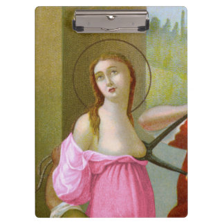 Rosa St. Agatha (M 003) Klemmbrett